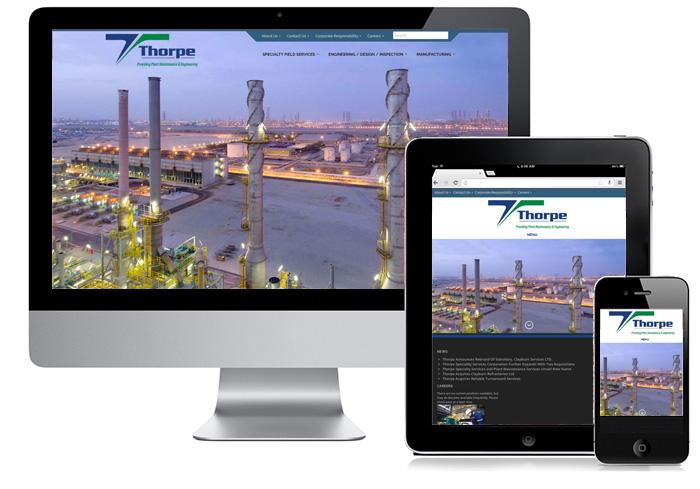 From desktop to phone, mobile responsive design helps your website work.