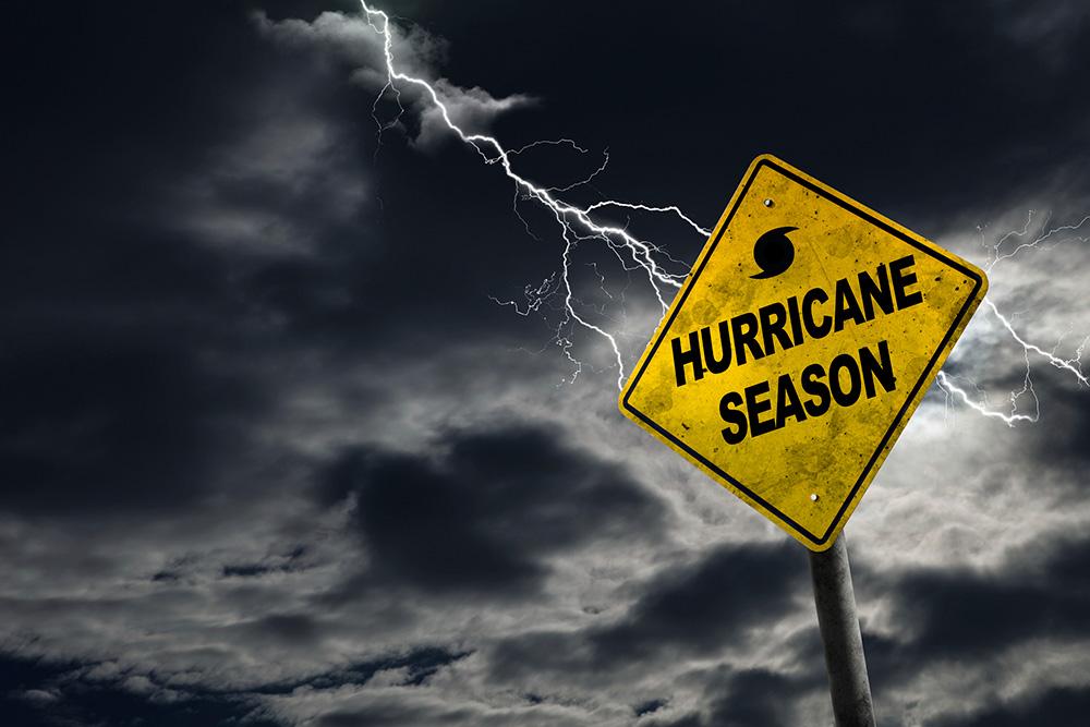 Hurricane preparedness.