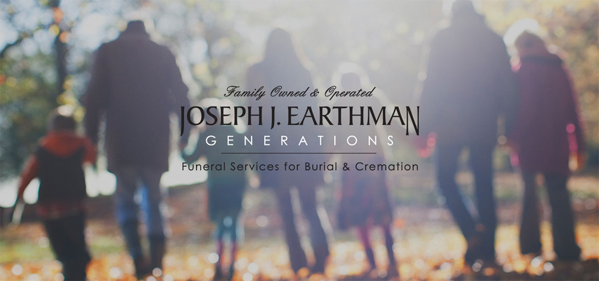 funeral home website banner